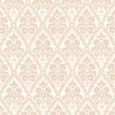 566-44922 Liesel Taupe Damask wallpaper