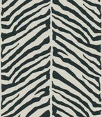 566-44926 Tailored Zebra Cream Herringbone Zebra wallpaper