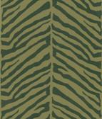 566-44927 Tailored Zebra Brown Herringbone Zebra wallpaper