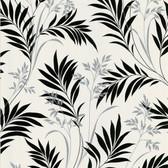 436-46935 - Midori White Bamboo Silhouette wallpaper