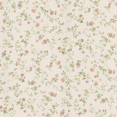 436-49229 - Rachelle Peach Floral Toss wallpaper