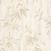 436-54272 - Emiko Taupe Bamboo Texture wallpaper