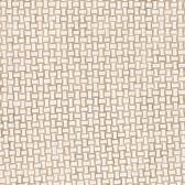 436-56923 - Tasca Taupe Tiles wallpaper