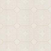 436-58720 - Victorianne Cream Tin Ceiling Tiles wallpaper