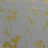 436-65508 - Carson Silver Botanical Silhouette wallpaper