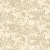 436-65752 - Lavinia Light Green Tree Forest wallpaper