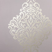 2542-20751 Lux Lavender Metallic Damask  wallpaper