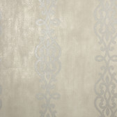 2542-20721 Anaconda Taupe Glitter Stripe  wallpaper