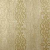 2542-20720 Anaconda Brass Glitter Stripe  wallpaper