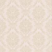 Simply Satin VI Westminster Damask Lavender Wallpaper 990-65043