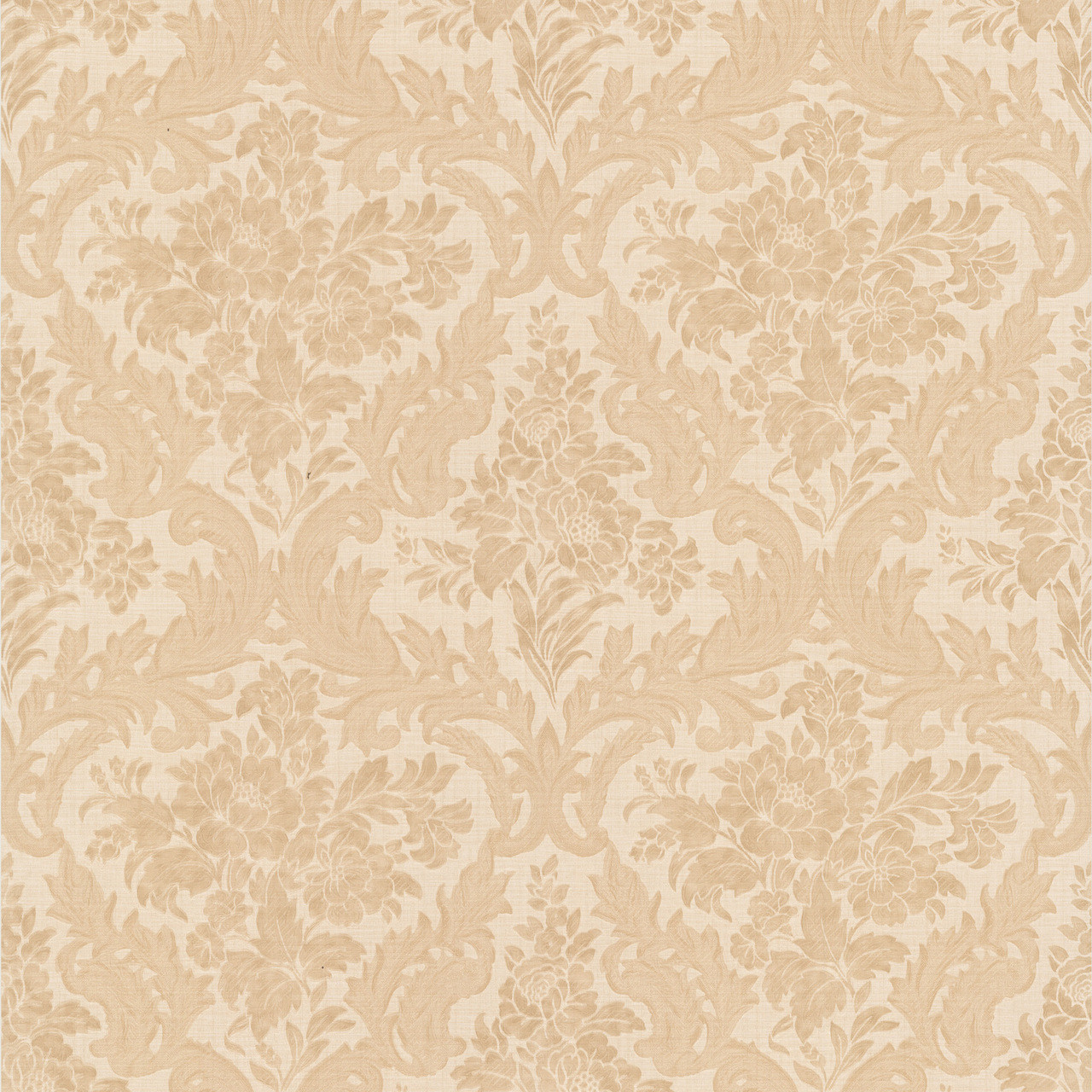 Simply Satin Vi 990 65064 Cotswold Peach Floral Damask