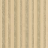 Simply Satin VI Kingsbury Satin Stripe Moss Wallpaper 990-65072
