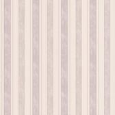 Simply Satin VI Kingsbury Satin Stripe Heather Wallpaper 990-65077