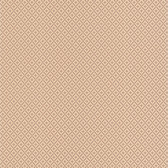 Simply Satin VI Abbey Diamond Pattern Latte Wallpaper 990-65089