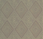 481-1460 Nicolo Olive Ornate Diamond  wallpaper