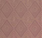 481-1463 Nicolo Mauve Ornate Diamond  wallpaper