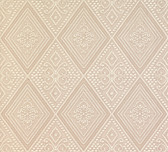 481-1466 Nicolo Taupe Ornate Diamond  wallpaper