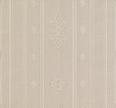 481-1468 Pasquale Champagne Embellished Stripe wallpaper