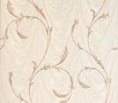 481-1555 Eleanora Champagne Scrolling Vine wallpaper
