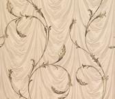 481-1557 Eleanora Beige Scrolling Vine wallpaper