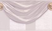 481-1576 Genevra Lavender Draping Satin Border wallpaper