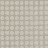 Suzani Polka Dots Coffee Wallpaper 314031