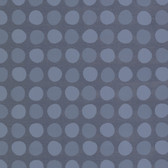 Suzani Polka Dots Denim Wallpaper 314034