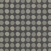 Suzani Polka Dots Ebony Wallpaper 314035