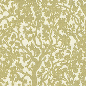 Suzani Block Print Tree Pear Wallpaper 314052