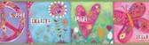 Lennon Imagine Peace Portrait Green Border Wallpaper TOT46391B
