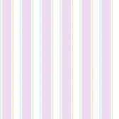 Gatsby City Scape Stripe Iris Wallpaper TOT47234