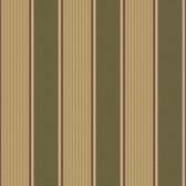 Turf Navy Stripe Moss Wallpaper TOT47271