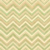 Oasis Moss Chevron Pear Wallpaper TOT47292