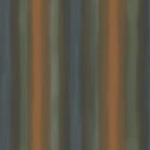 Seth Graffiti Stripe Blue-Orange Wallpaper TOT47302