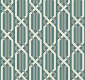 Carey Lind Vibe EB2006 Sea Floral Wallpaper
