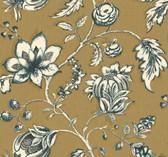 Modern Shapes Jardin Wallpaper