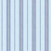 Kylie Navy Cabin Stripe