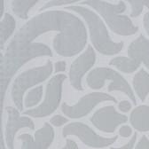Leanne Grey Metallic Dot Medallion