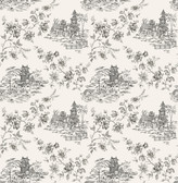 Laure Ink Toile  2657-22223 Wallpaper