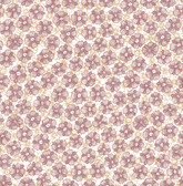Allison Lavender Floral  2657-22226 Wallpaper