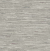 Natalie Grey Grasscloth Print  2657-22268 Wallpaper