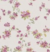 Wen Pink Festival Floral  wallpaper