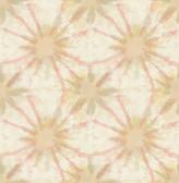Iris Pink Shibori  wallpaper