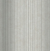 Insight Charcoal Stripe  Contemporary Wallpaper