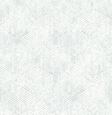 Fans Blue Texture  Contemporary Wallpaper