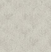 Fans Grey Texture  Contemporary Wallpaper