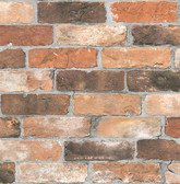Reclaimed Bricks Orange Rustic