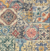 Marrakesh Tiles Multi Mosaic