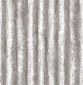 Corrugated Metal Silver Industrial Texture