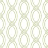 Infinity Light Green Geometric Stripe  wallpaper